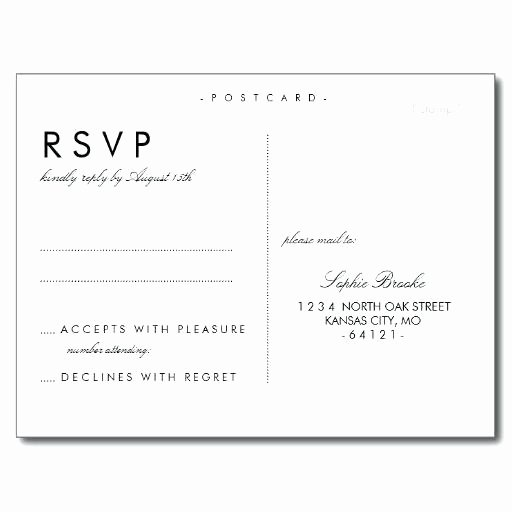Wedding Rsvp Postcards Template Best Of Keep Track Your Guest List with This Ready to Print
