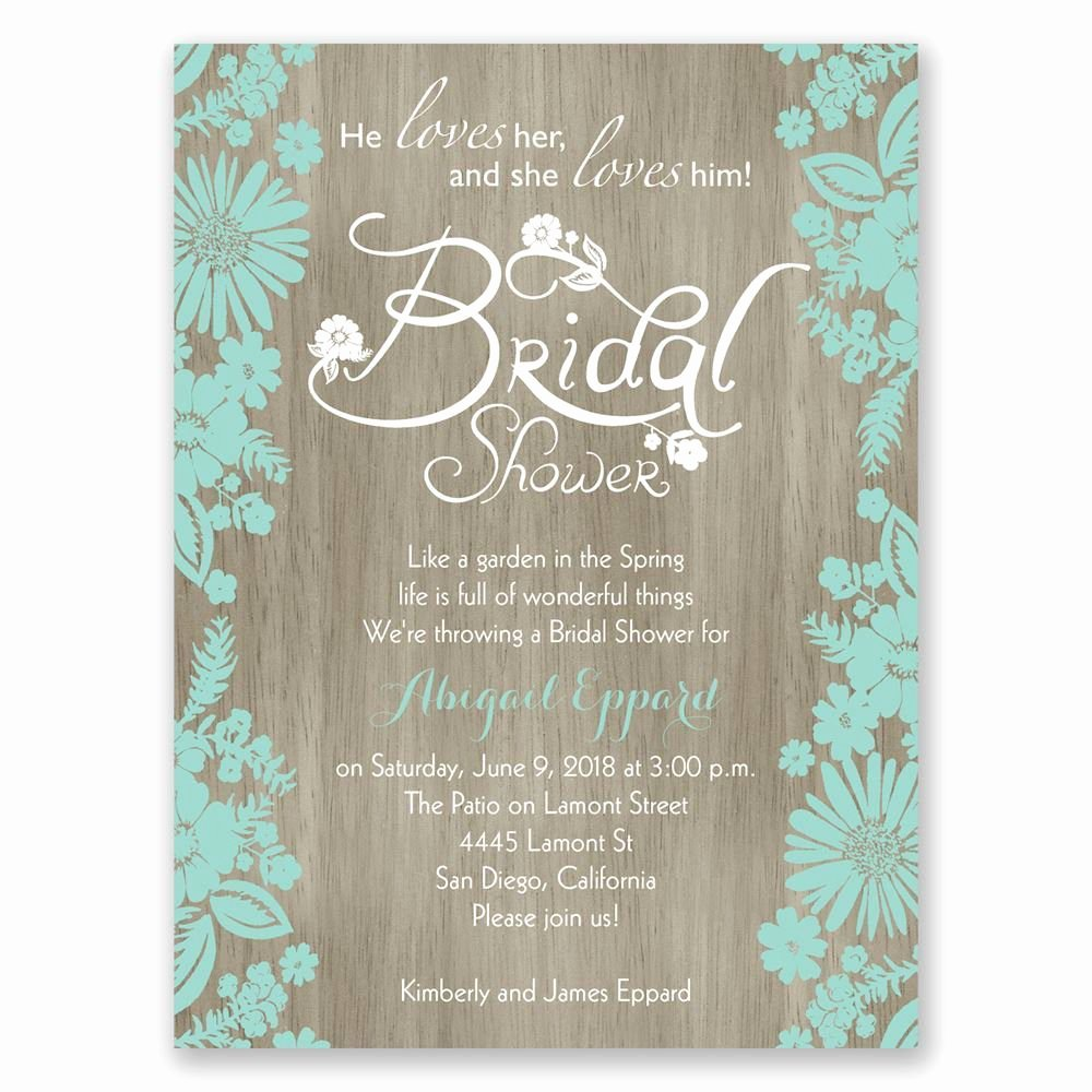 Wedding Shower Invitations Template Fresh Bridal Shower Invitations Inexpensive Bridal Shower