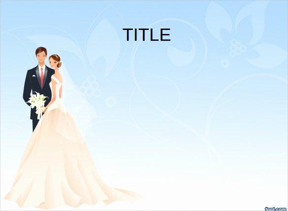 Wedding Slideshow Template Powerpoint Beautiful 11 Wedding Powerpoint Templates – Free Sample Example
