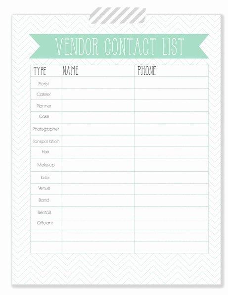 Wedding Vendors List Template Beautiful the Woodlands Wedding Blog Wedding Planner Vendor Contact