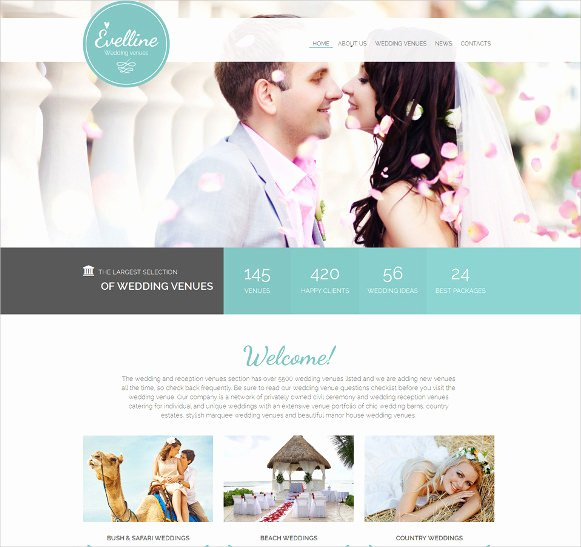 Wedding Web Template Free Awesome 16 Wedding HTML5 themes & Templates