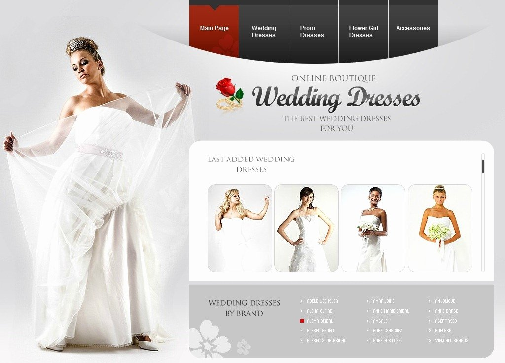 Wedding Website Template Free Awesome Wedding Website Templates