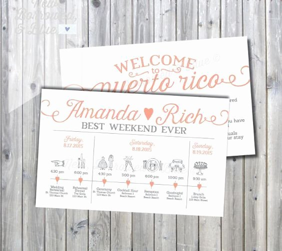 Wedding Weekend Itinerary Template Best Of Best 25 Wedding Itinerary Template Ideas On Pinterest