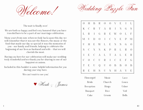 Wedding Welcome Letter Template Beautiful Oot Wel E Letter