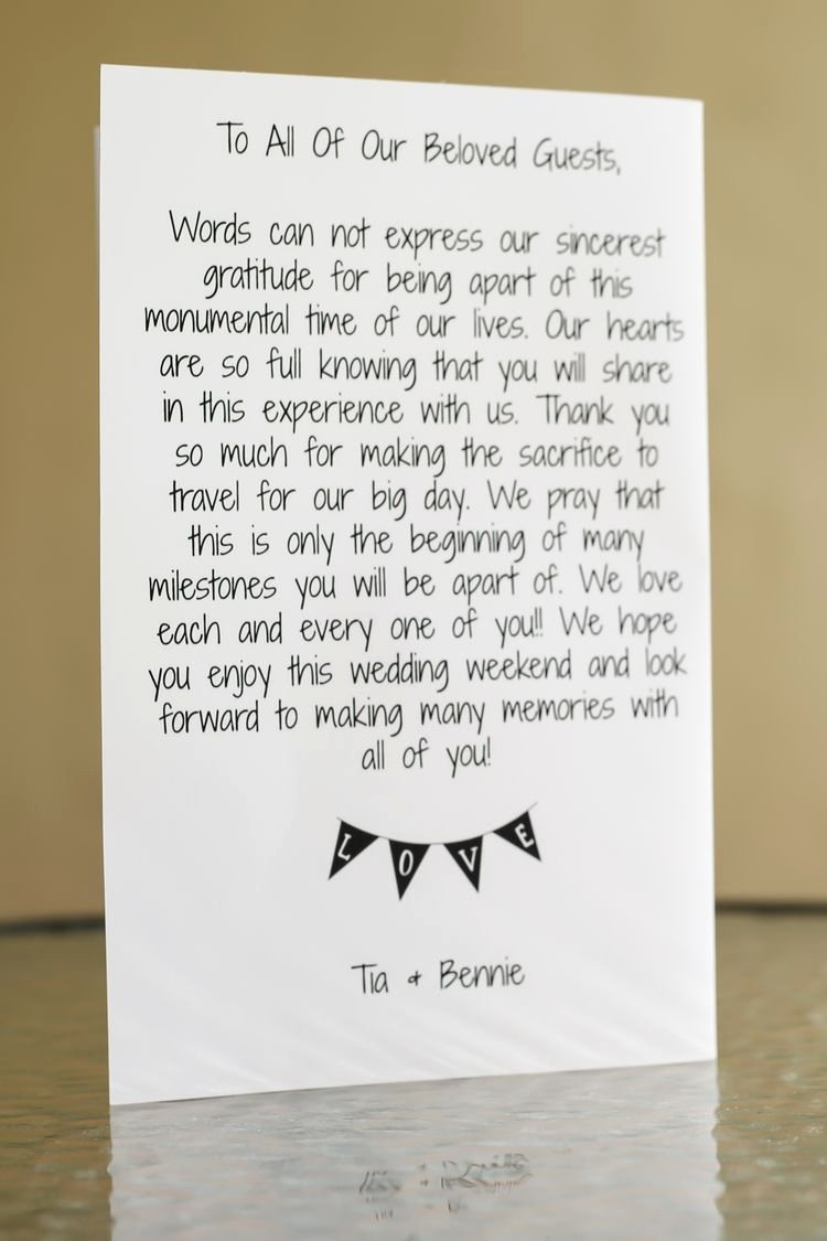 Wedding Welcome Letter Template Lovely Wedding Wel E Bag Letter Template Collection