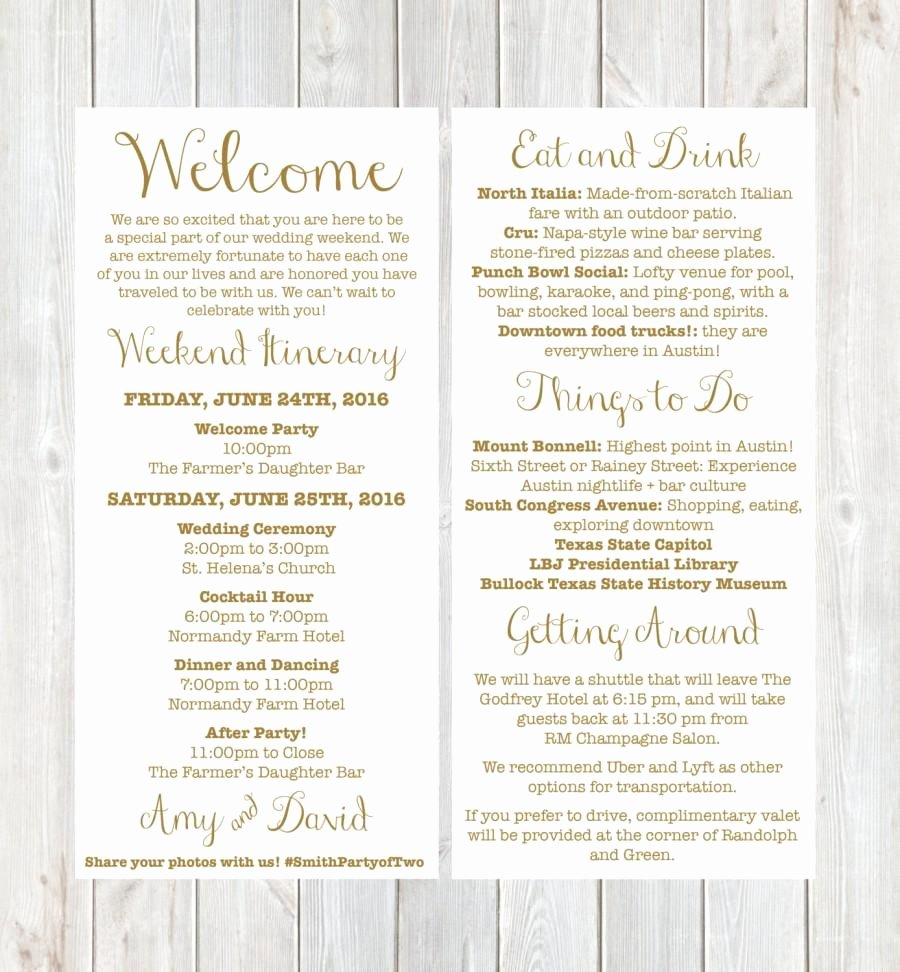 Wedding Welcome Letter Template Luxury Wel E Letter Template for Wedding Guests Samples