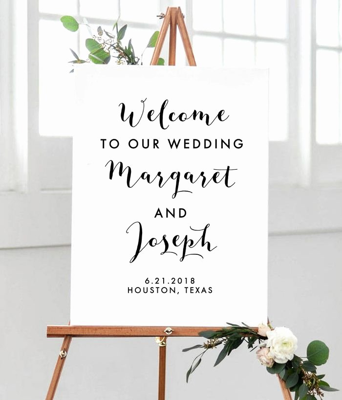 Wedding Welcome Sign Template New 69 Best Diy Wedding Templates Images On Pinterest