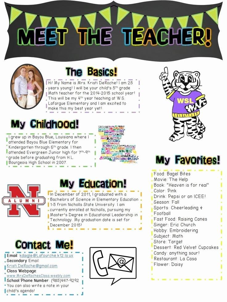 Weekly Classroom Newsletter Template Best Of 25 Great Ideas About Teacher Newsletter On Pinterest