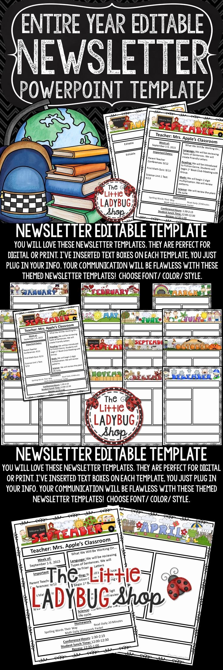 Weekly Classroom Newsletter Template New Best 25 Weekly Classroom Newsletter Ideas On Pinterest