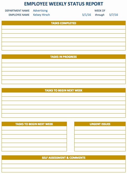 Weekly Management Report Template Inspirational Free Weekly Schedule Templates for Excel Smartsheet
