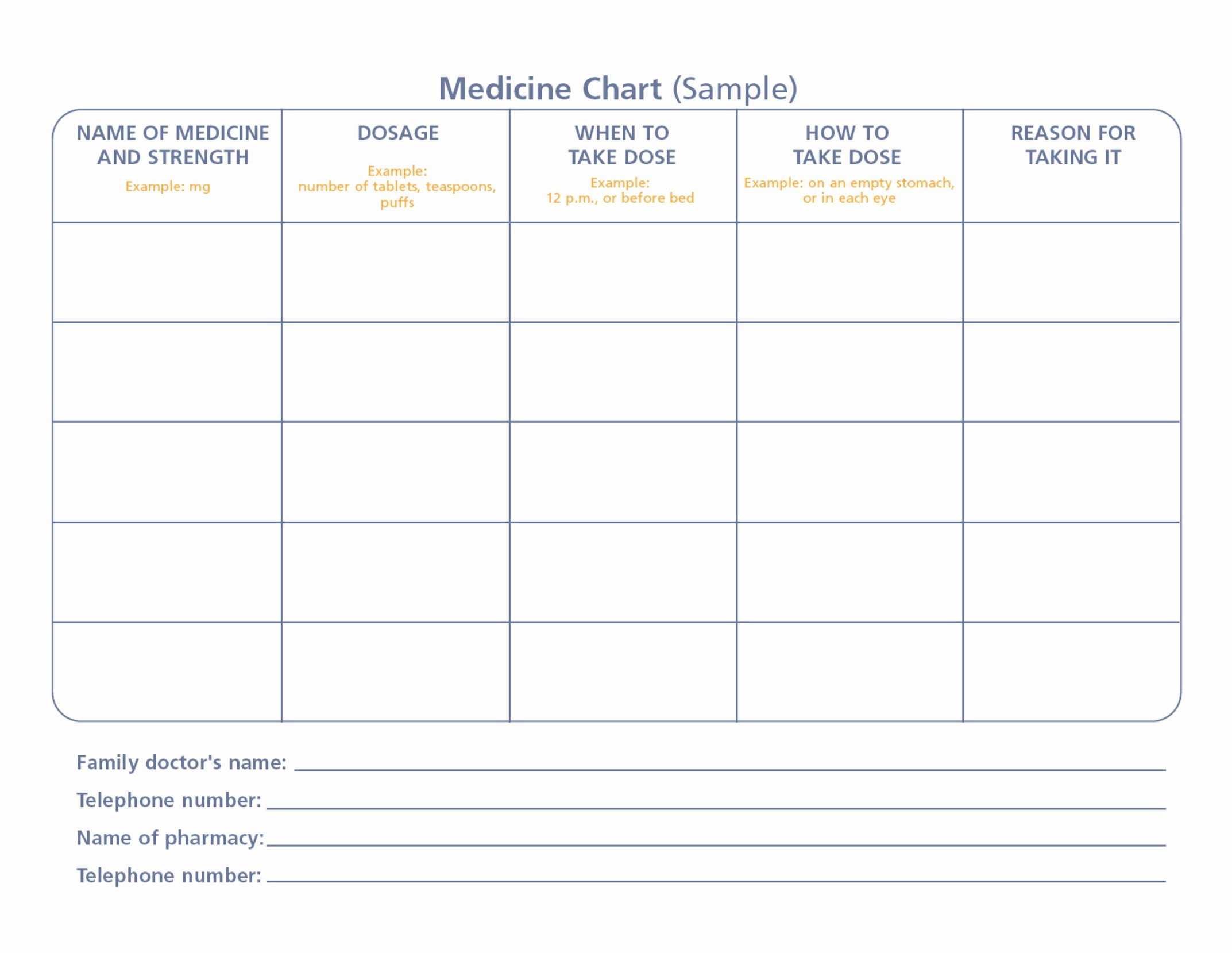 Weekly Medication Schedule Template Best Of Daily Medicationdule Spreadsheet Template Worksheet and