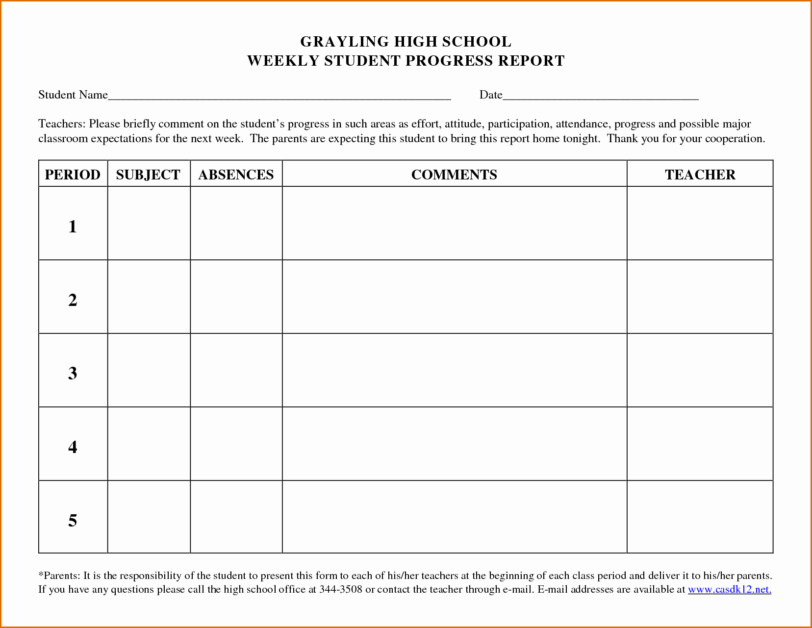 Weekly Progress Report Template Best Of 12 Weekly Progress Report Template