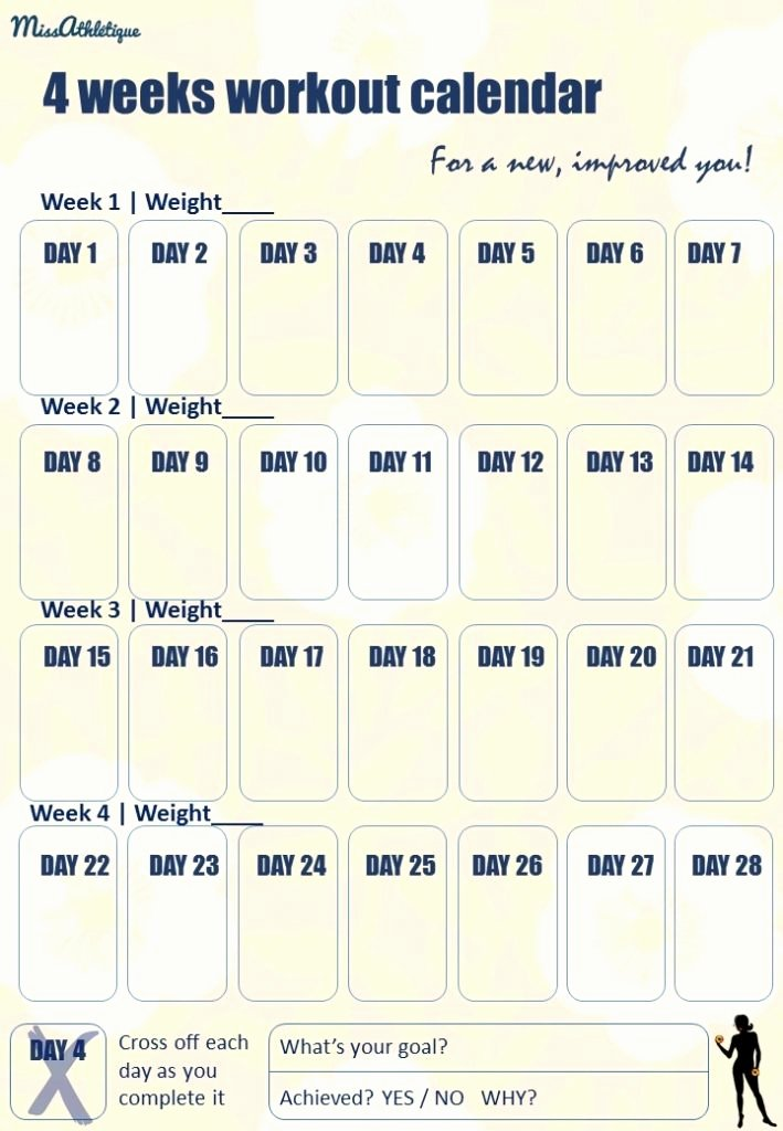 Weight Loss Calendar Template Fresh Weight Loss Calendar Template – Calendar Template 2018