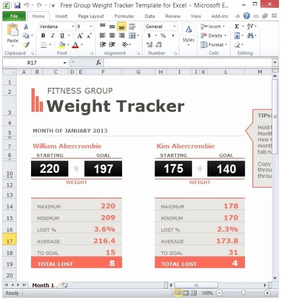 Weight Loss Spreadsheet Template Luxury 9 Weight Loss Challenge Spreadsheet Templates Excel