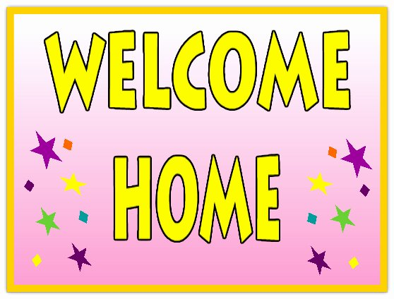Welcome Back Banner Template Beautiful Free Printable Wel E Home Banner Printable 360 Degree