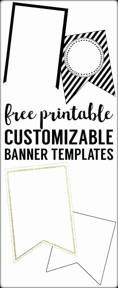 Welcome Back Banner Template Elegant Wel E Back Banner Template for Word Free Printable Blank