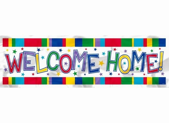 Welcome Back Banner Template Unique Free Printable Wel E Home Banner Printable 360 Degree