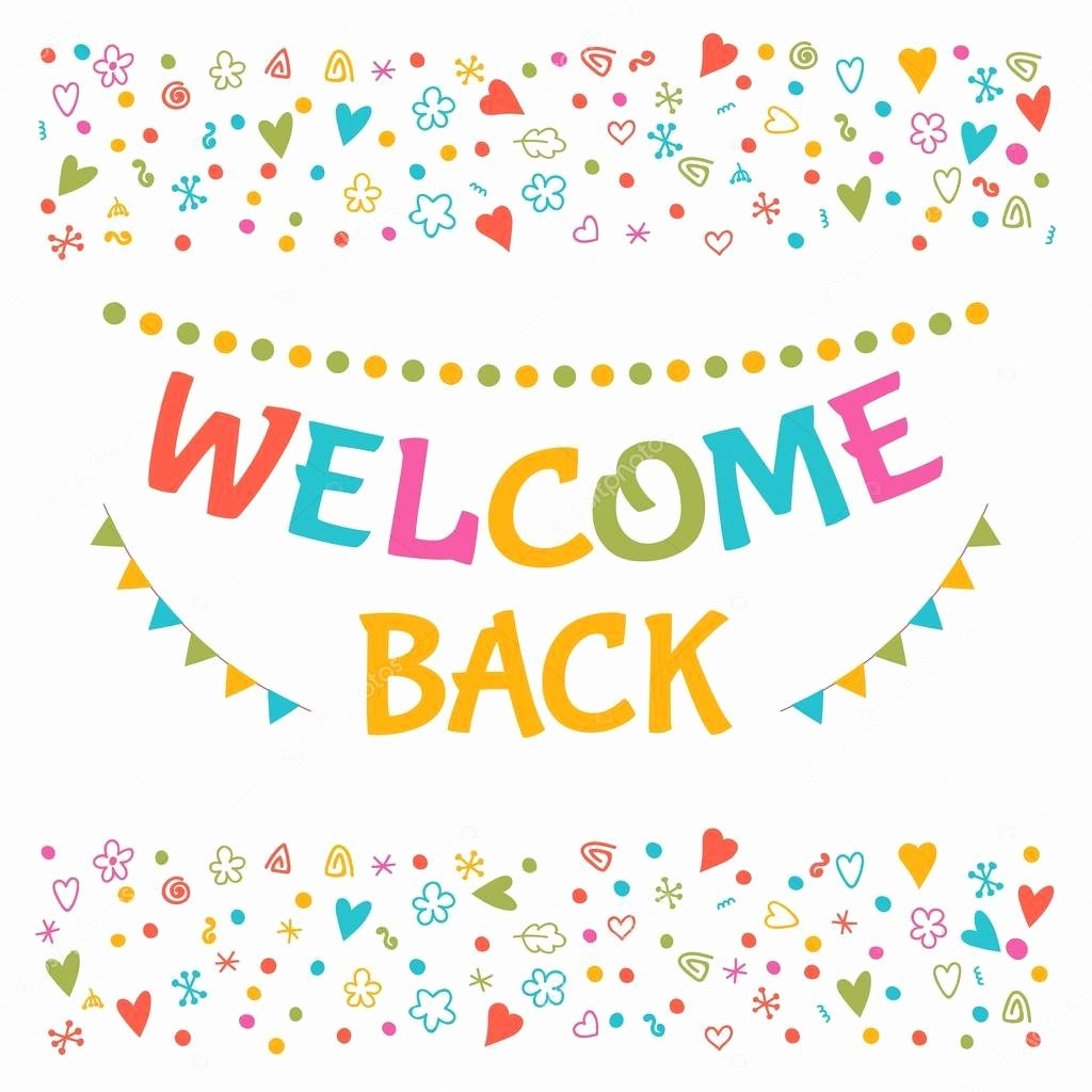 Welcome Back Sign Template New Wel E Sign Free Template