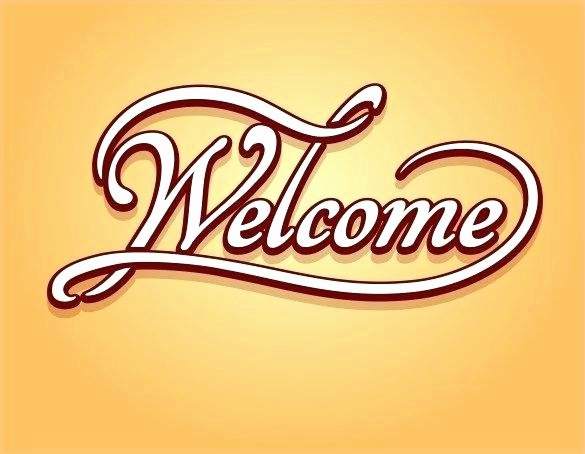 Welcome Back Sign Template Unique Printable Wel E Home Banner Template Free Sign In Sheets