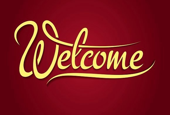 Welcome Sign Template Free Beautiful Wel E Hand Lettering Sign Graphics Creative Market