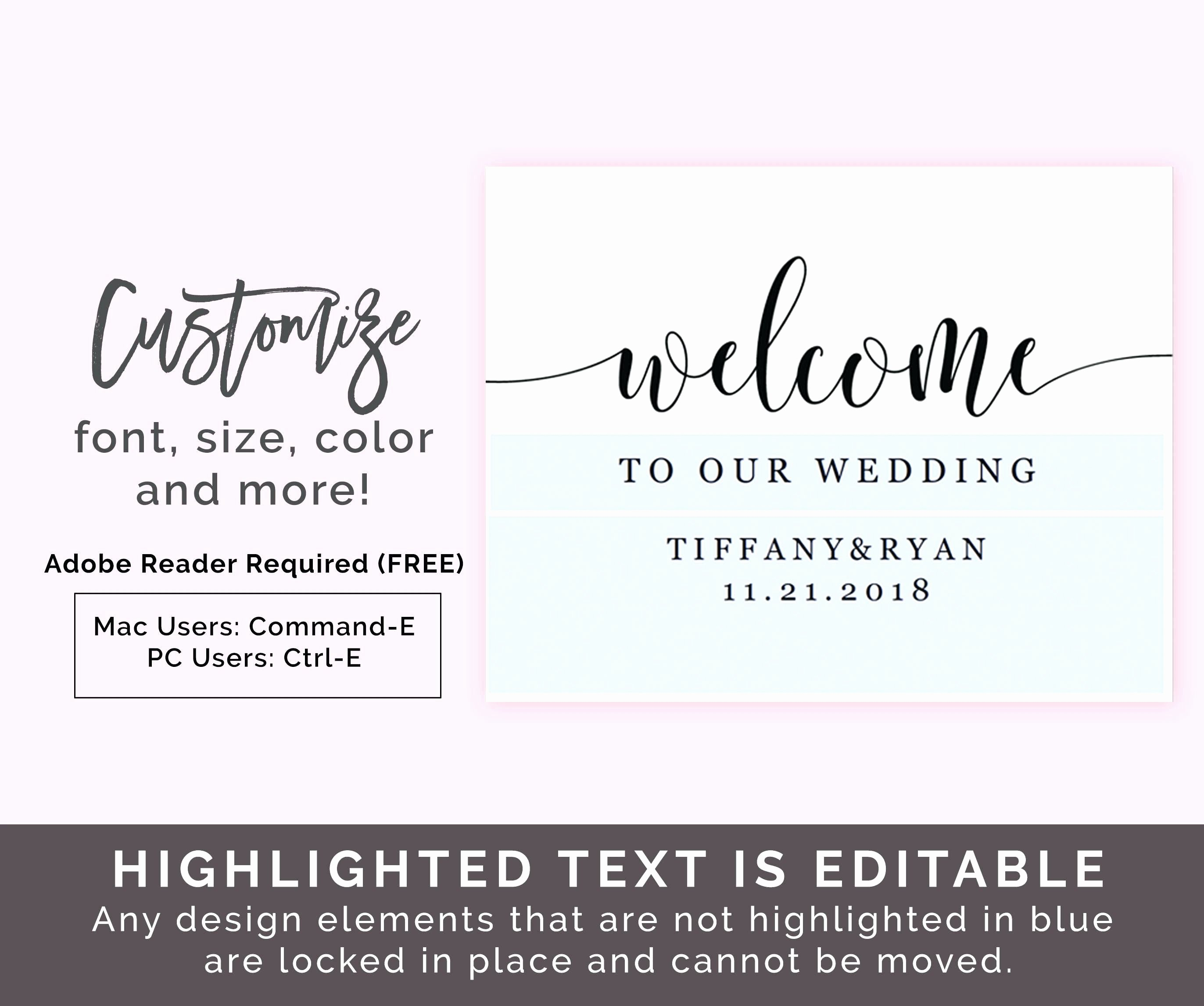 Welcome Sign Template Free Best Of Free Printable Wel E Sign Template Wel E Baby Girl