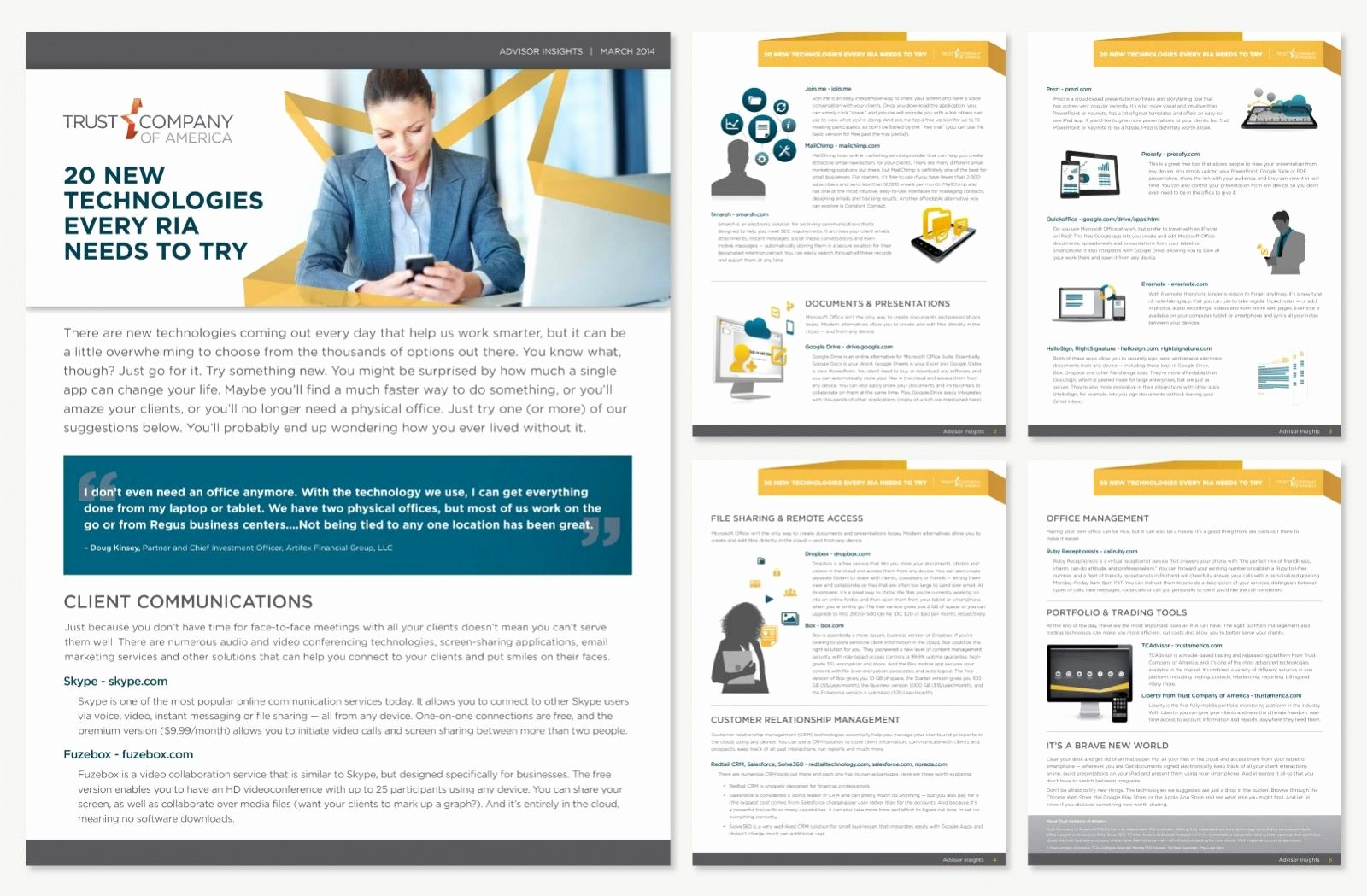 White Paper Design Template Lovely Trust Branded White Paper On the Virtual Work Environment