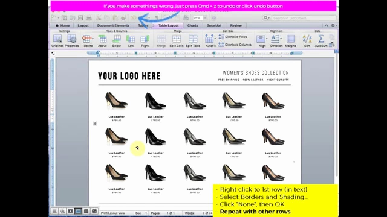 Wholesale Line Sheet Template Awesome How to Customize wholesale Linesheet Template Product