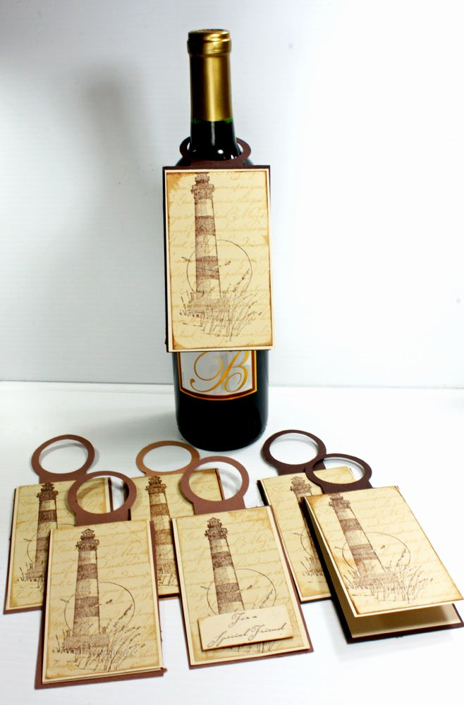 Wine Bottle Tag Template New Inspired and Unscripted Wine Bottle Tag Cards Template