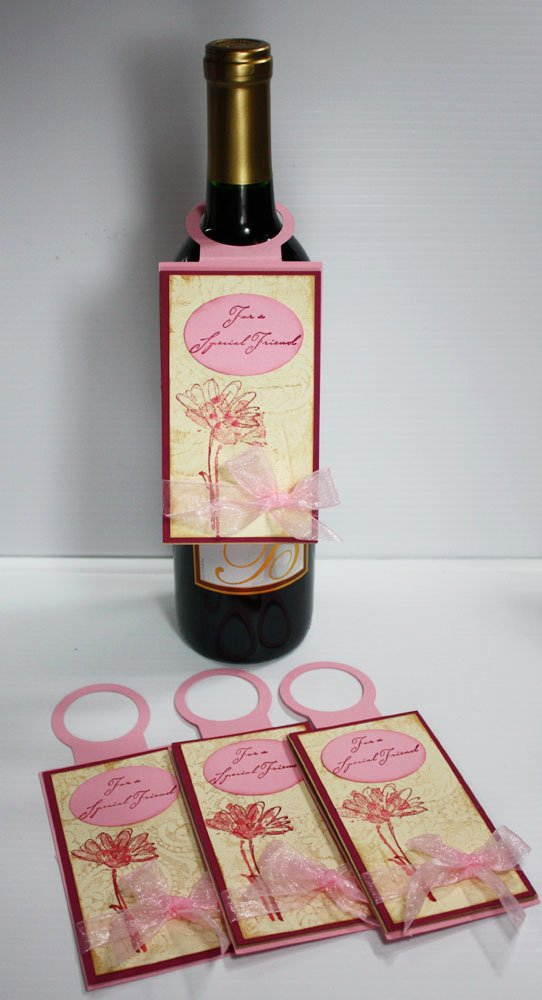 Wine Bottle Tag Template Unique Inspired and Unscripted Wine Bottle Tag Cards Template