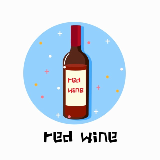 Wine Label Template Free Best Of Red Wine Vector Label Wine Clipart Label Clipart Bottle