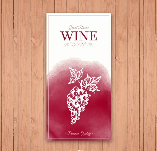Wine Label Template Photoshop Inspirational Wine Label Template Shop 23 Free & Premium Download