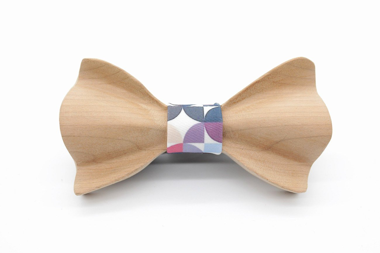 Wooden Bow Tie Template Beautiful Colorful Wooden Bow Tie Gad Flow