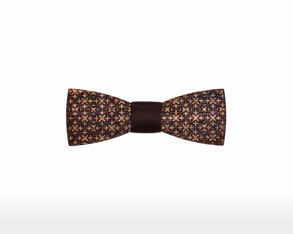 Wooden Bow Tie Template Best Of Wooden Bow Tie Including Wooden Box Men Decorum Zebrano