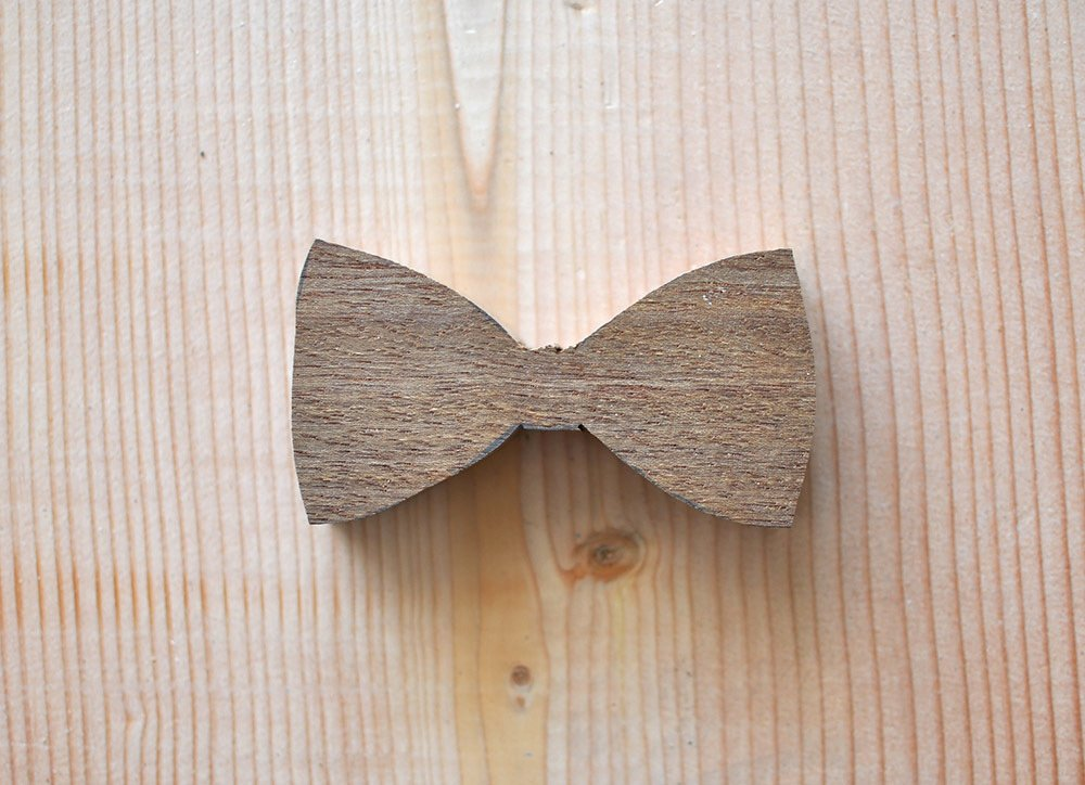 Wooden Bow Tie Template New Diy Wooden Bow Tie Prop Ryobi Nation Projects