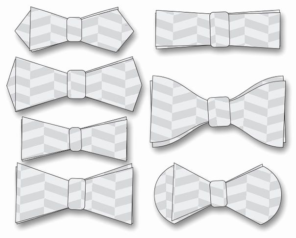 Wooden Bow Tie Template New Laser Cut Acrylic Templates for Making Bow Ties [v2 0