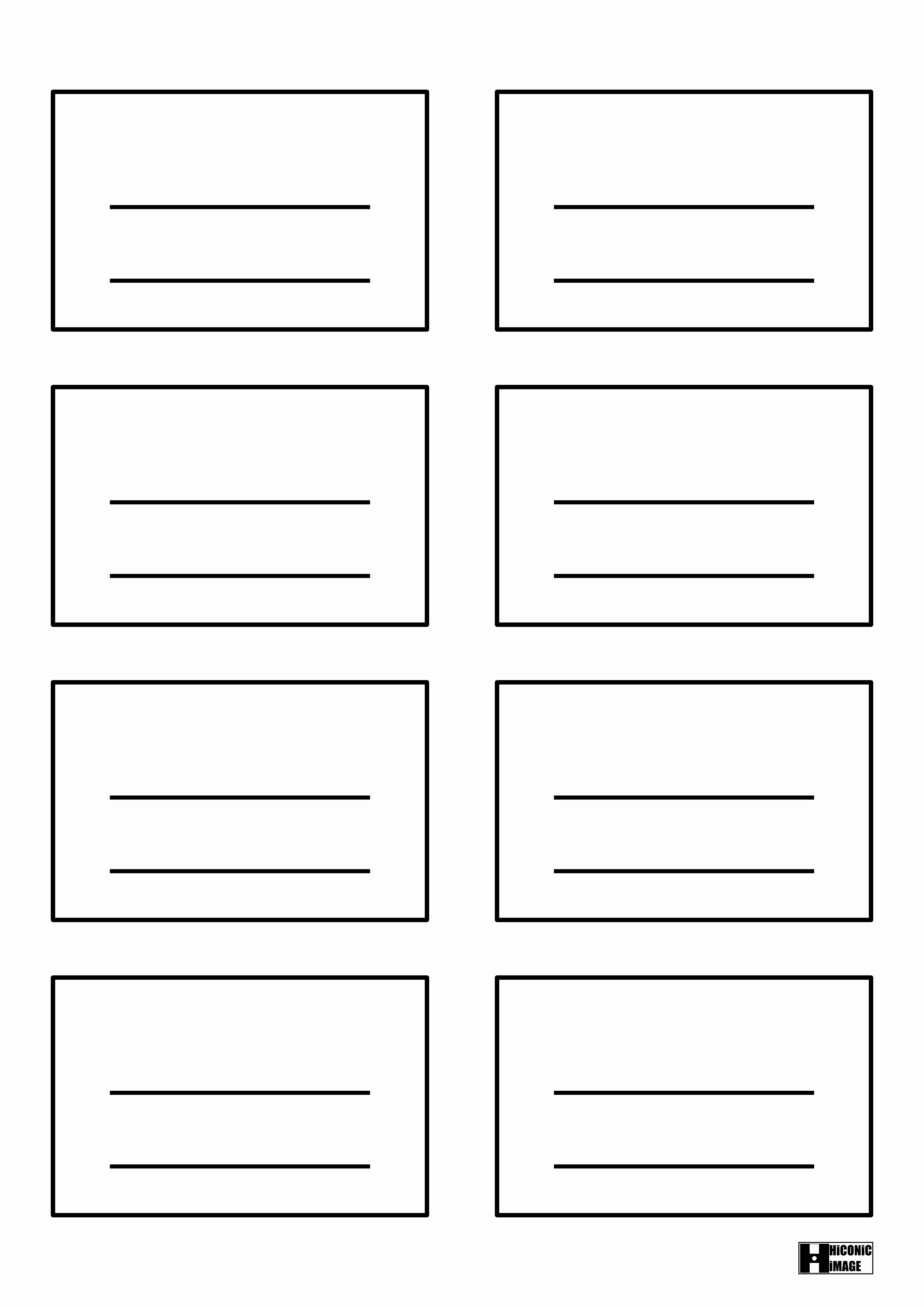 Word Flash Card Template Inspirational Flash Card Template Word Gallery Professional Report