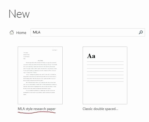 Word Mla format Template New Annotated Bibliography Example for 7 Templates Free Word