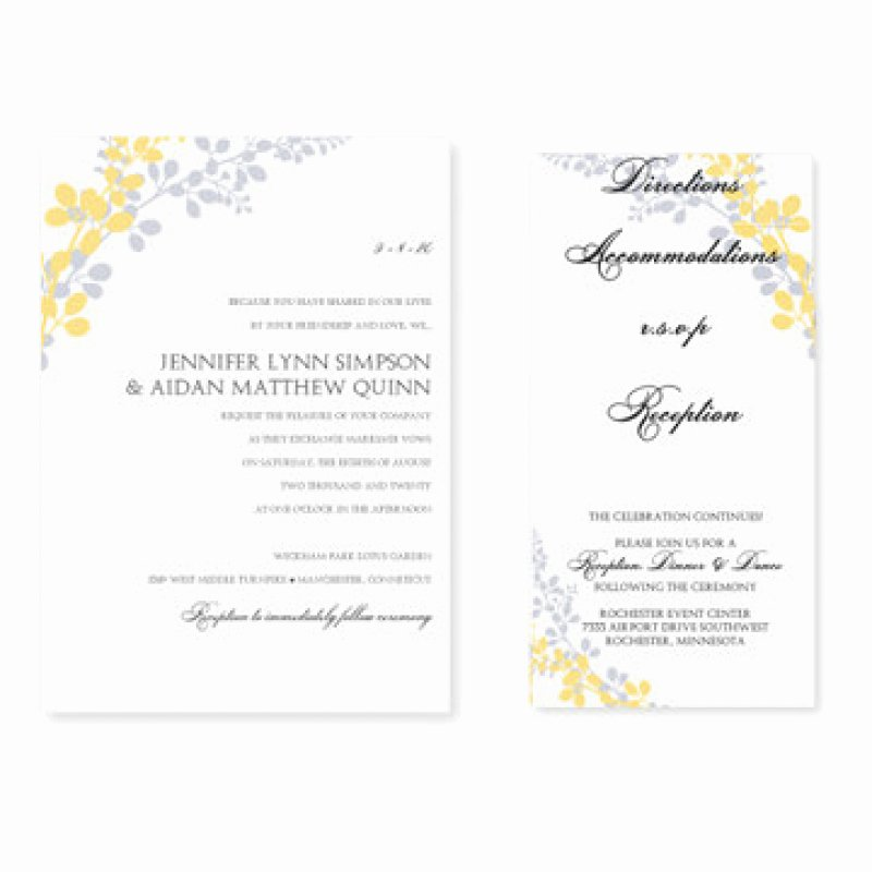 Word Template for Invitations Elegant Ms Word Invitation Templates Free Download