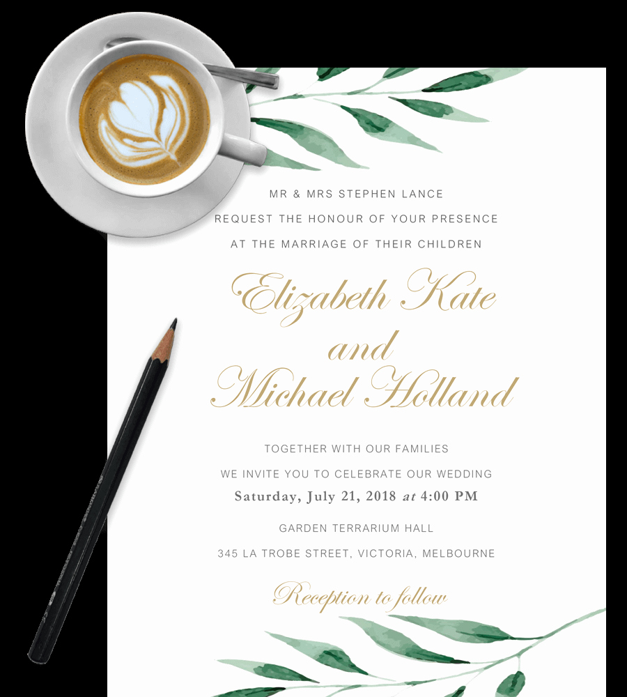 Word Template for Invitations New Free Wedding Invitation Templates In Word [download