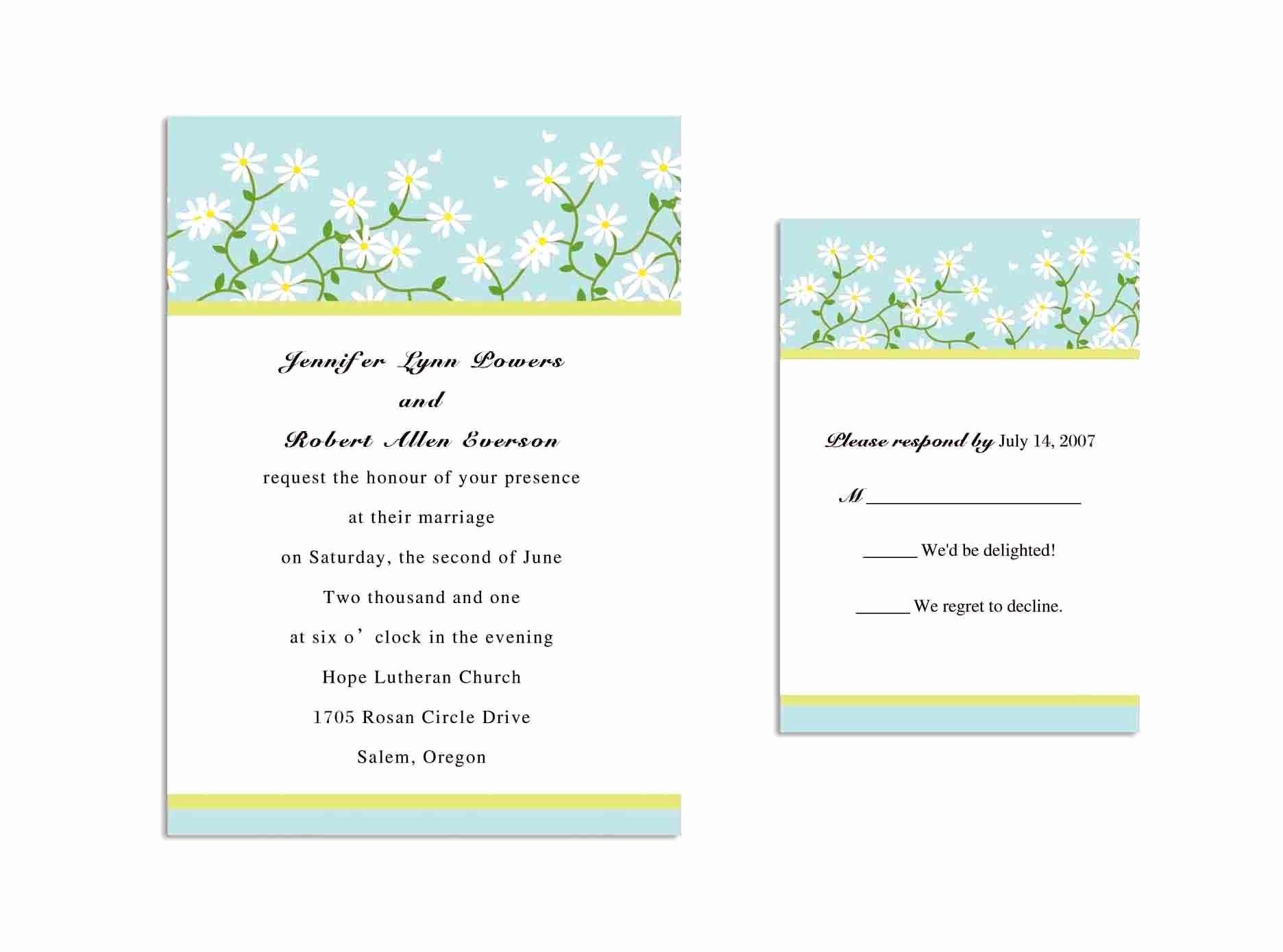 Word Template for Invitations Unique Engagement Party Invitation Word Templates Free Card