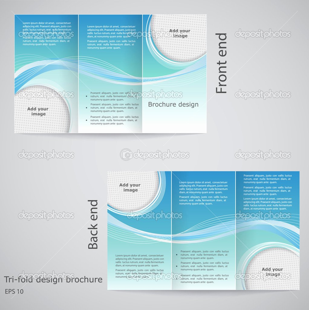 Word Trifold Brochure Template Beautiful 7 Best Of Tri Fold Brochure Template Free Tri