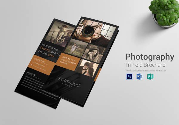 Word Trifold Brochure Template Inspirational 25 Word Tri Fold Brochure Templates Free Download