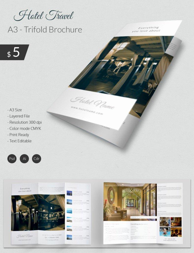 Word Trifold Brochure Template Luxury Bi Fold Brochure Template Word Mughals