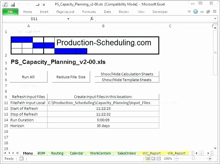 Workforce Planning Template Excel Lovely Workforce Planning Template Xls Employee Schedule Template