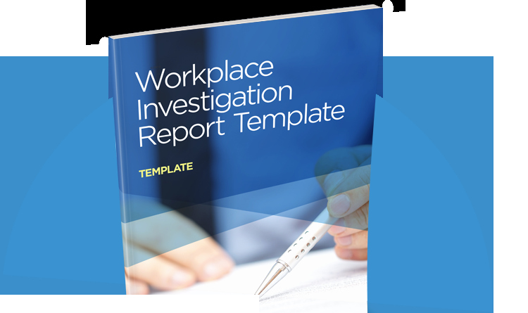Workplace Investigation Report Template Awesome Workplace Investigation Report Template