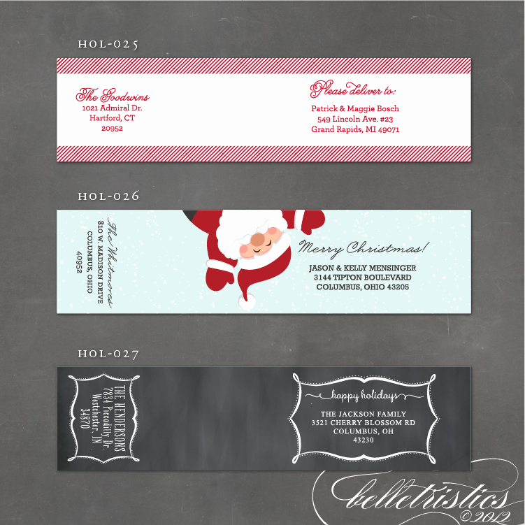 Wrap Around Label Template Luxury Belletristics Stationery Design and Inspiration for the