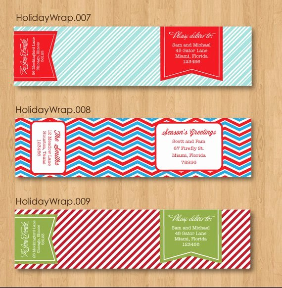 Wrap Around Label Template Unique Unavailable Listing On Etsy