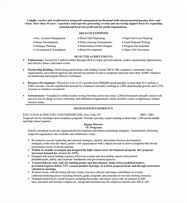 Youth Program Proposal Template Elegant Sample Youth Advocate Resume Free and Cover Letter