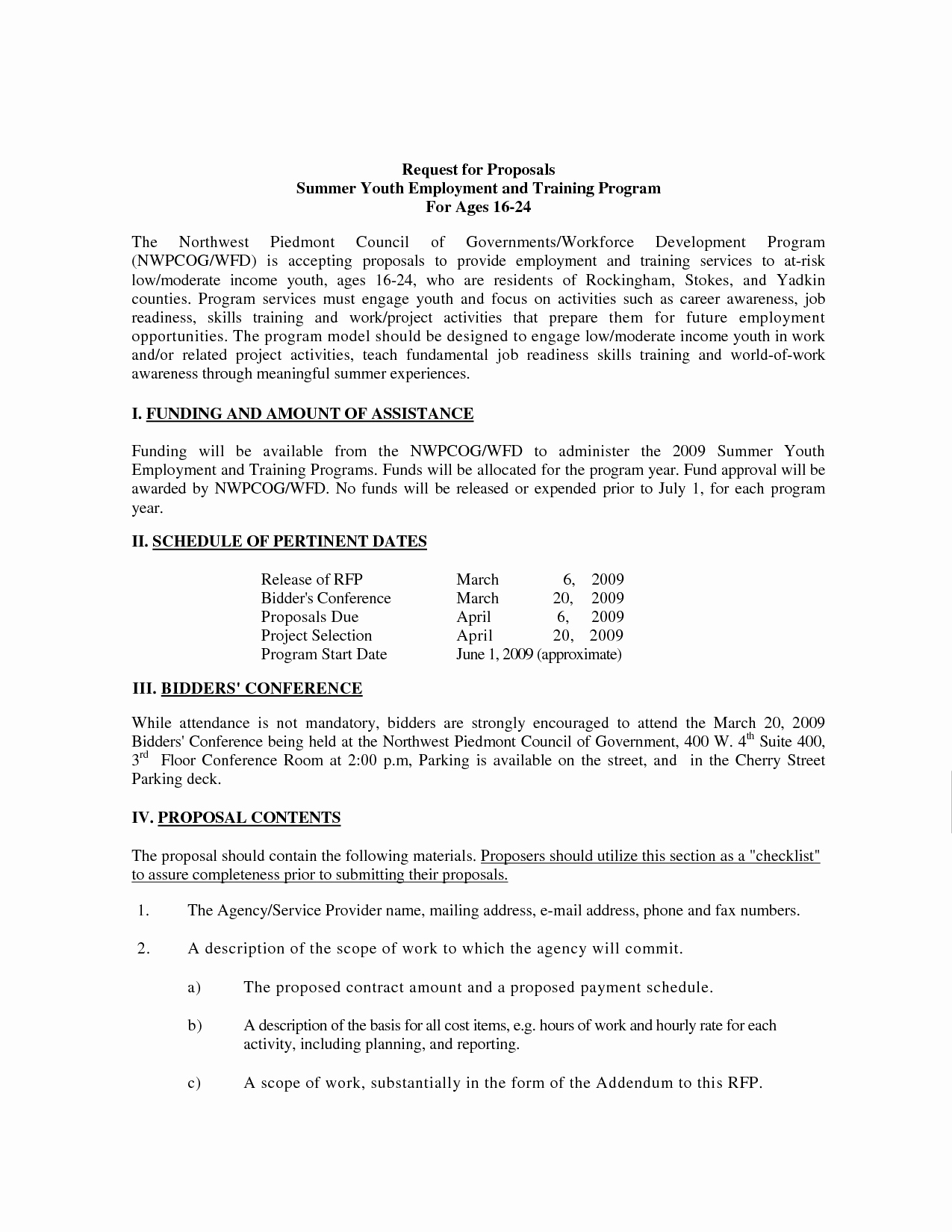 Youth Program Proposal Template Unique 9 Best Of Youth Program Proposal Template Project