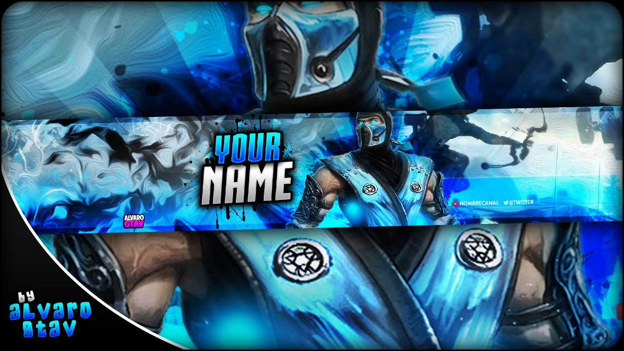 Youtube Banner Template Gaming Fresh Free Gaming Banner Template